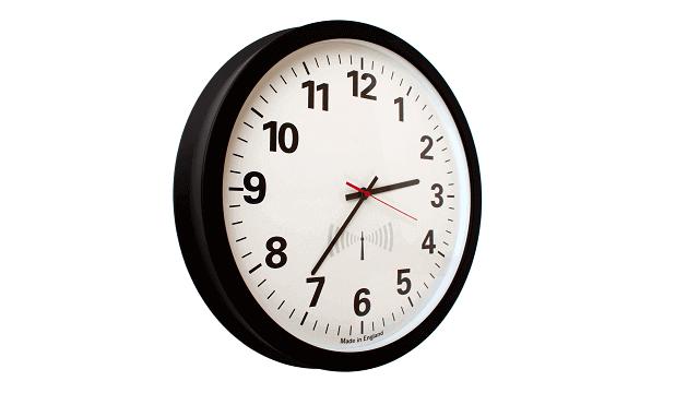 Analogue Ethernet NTP Clock