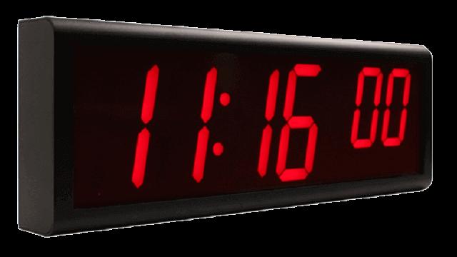 ساعات الحائط الرقمية NTP